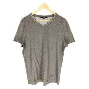 Gucci T-shirt Women's Blouse L Casual Gray NWOT